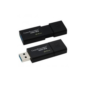 Pen Drive 32GB KIngston Datatraveler100 usb 3.0
