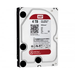 Disco 3.5 4TB WD Red 64Mb SATA 6Gb/s NAS/RAID - WD40EFRX