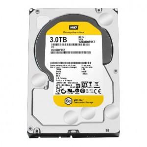 Disco 3.5 3TB WD SE 64Mb SATA 6Gb/s 72rp NAS/RAID - WD3000F9YZ
