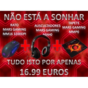 Bundle Mars Gaming 1