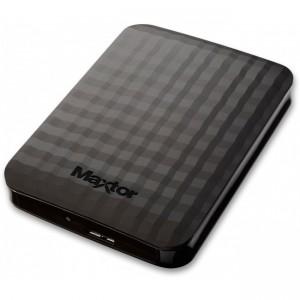 "Disco Externo Maxtor M3 1TB USB 3.0 - 2,5"""