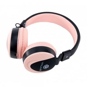 Auscultadores C/ Microfone HPH-5005 Rosa TGHPH-5005-PNK