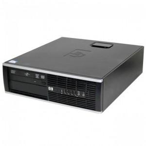PC COMPAQ SFF 8200 I5-2400 4GB HDD 500GB W10 RECONDICIONADO