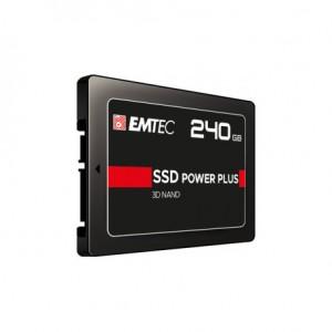Disco SSD Emtec 240GB X150 Sata III 6Gb/s - 520R / 500R