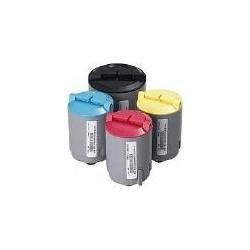 Toners recicl. CLP-300 PACK 4 CORES