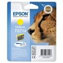 Tinteiro Original Epson T0714 Amarelo C13T07144011